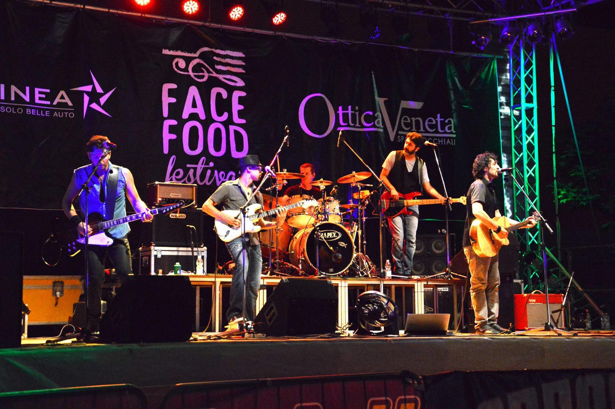BARRACUDA cover band